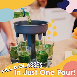 Party Tot Dispenser And Holder