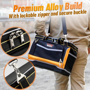 Heavy Duty Fortified Waterproof Tool Bag