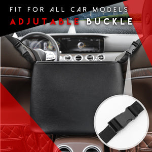 Car Leather Pocket Handbag Holder