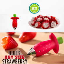 Load image into Gallery viewer, Magic Strawberry Huller