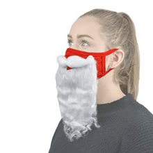 Load image into Gallery viewer, 2020 Santa Claus Face Costume