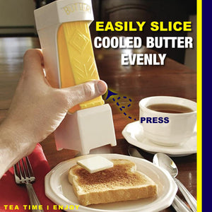 One Click Perfect Butter Cutter