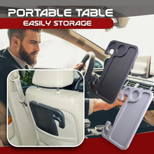 Load image into Gallery viewer, Car Multifunctional Main Driver Card Table