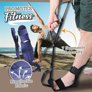 Goal-Achieve Foot Stretching Straps