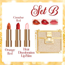 Load image into Gallery viewer, Chain Bag Queen Lipsticks - 3PCS