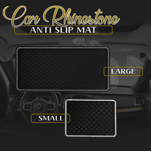 Load image into Gallery viewer, Car Rhinestone Anti Slip Mat