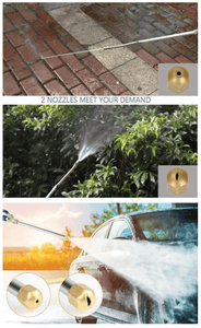 Portable 10X High-Pressure Cleaning Washer