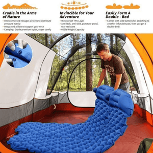 Outdoor Camping Sleeping Mat