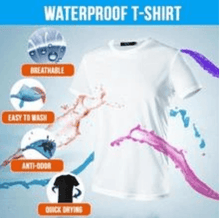 Load image into Gallery viewer, Ice Silk Waterproof Mesh T-Shirt