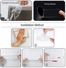 Load image into Gallery viewer, Adhesive Drill Free Wall Mount