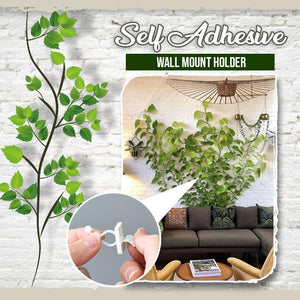 Self Adhesive Wall Plant Holder