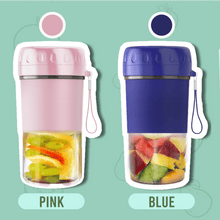 Load image into Gallery viewer, Portable Juicer Blender Cup