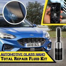 Load image into Gallery viewer, Automotive Glass Nano Total Repair Fluid Kit