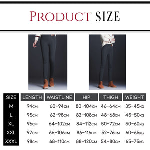 Winter Extra Warm Thick Cashmere Tight Pants
