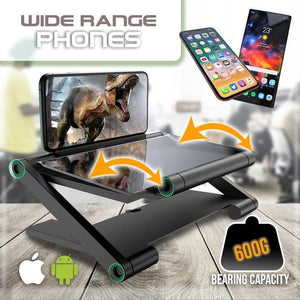 Advanced Lifting Pull-Out Phone Screen Amplifier