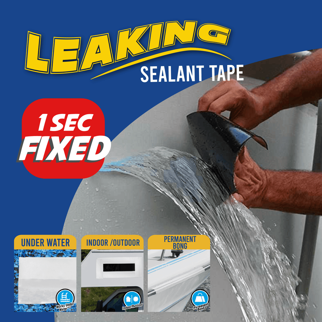 1 Sec Fixed Leaking Sealant Tape