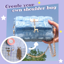 Load image into Gallery viewer, DIY Bag Making Kit Set