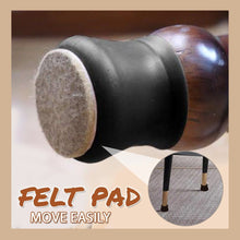 Load image into Gallery viewer, Furniture Protection Felt Pad Cover