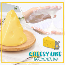 Load image into Gallery viewer, Stringy Cheese Cleansing Soap