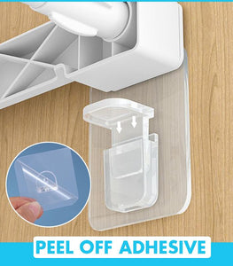 Self Adhesive Shelf Support Holder