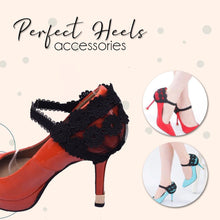 Load image into Gallery viewer, Anti-Slip High Heels Lacelock String