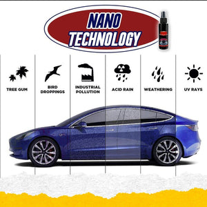 Nano Tech Car Scratch Eraser