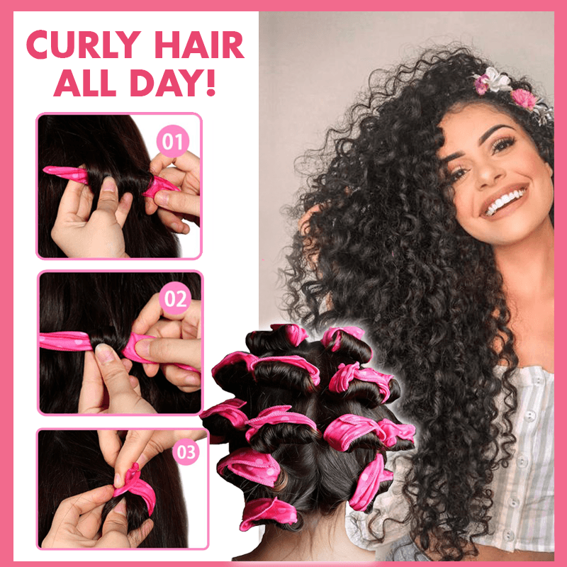 Sleeping Beauty Curl Hair Rollers