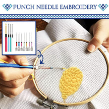 Load image into Gallery viewer, Pop Magic Embroidery Needle Kit harmoninie
