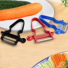 Load image into Gallery viewer, Super Smooth Vegetable Peeler