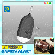 Load image into Gallery viewer, Self Defense Personal Alarm Keychain 1688