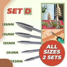 Load image into Gallery viewer, Woodwork Carving Engraving Drill Set