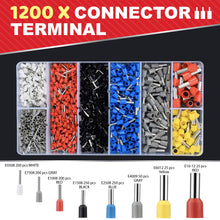 Load image into Gallery viewer, Terminal Crimper Tool Kit 1688 1200 X CONNECTOR TERMINAL