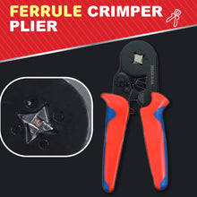 Load image into Gallery viewer, Terminal Crimper Tool Kit 1688 FERRULE CRIMPER PLIER