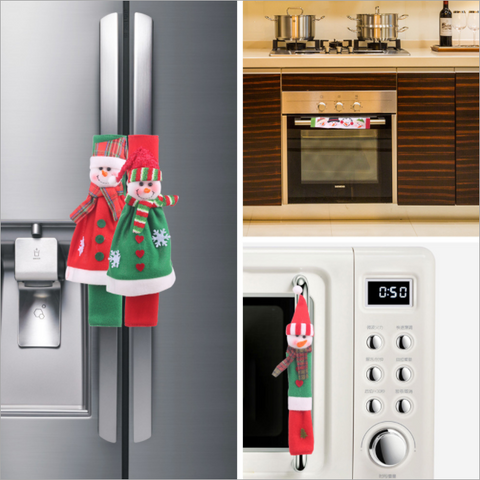 [Xmas Sale 50% OFF🔥]Snowman Fridge-aolanscctv