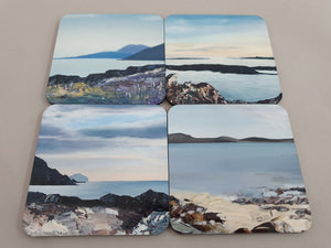Ailsa Craig Collection Coasters