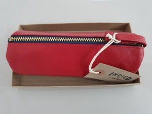 Artway Red Pencil Case