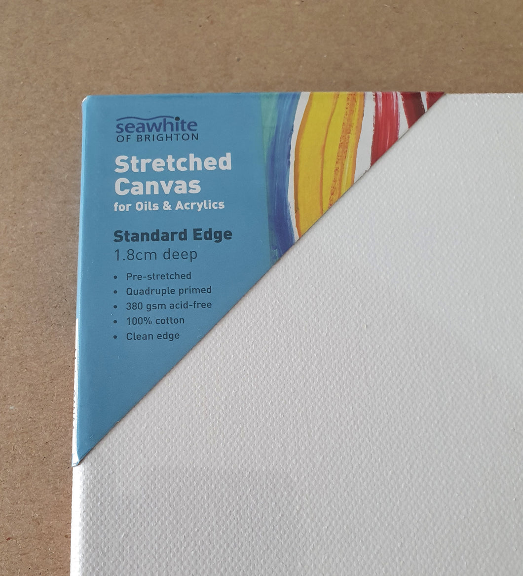 Stretched Canvas, 1.8cm Standard A4