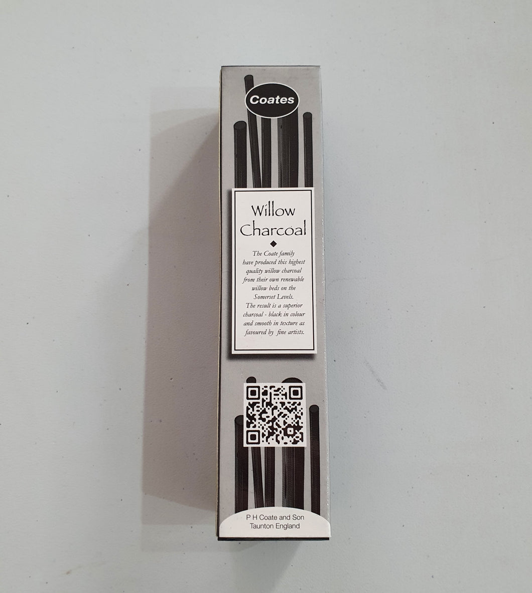 Coates Willow Charcoal - 30 Pieces