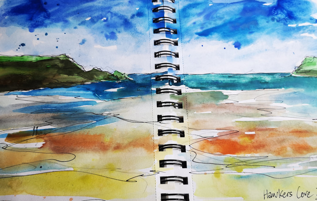 Watercolours with Neil G Smith