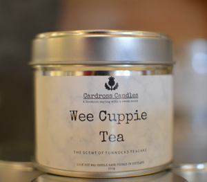 Wee Cuppie Tea - Cardross Candles