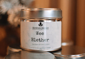 A Wee Blether - Cardross Candles