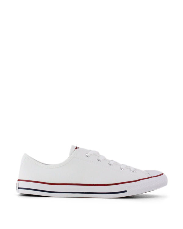 Converse Dainty 2.0 Canvas White front
