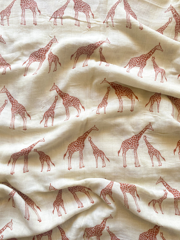 LittleMissy Swaddles - Safari