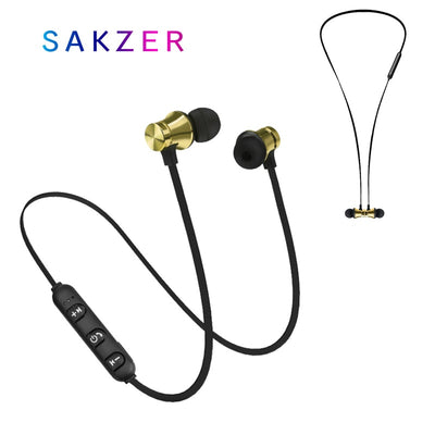 Wireless Earphones - Magnetic Bluetooth Handsfree | AD Main Deal
