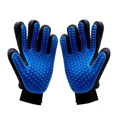 Pet Hair Brush Gloves - Silicone Pet Hair Glove | AD Main Deal