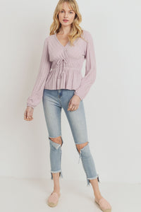 Lilly Knit Top