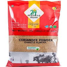 24M Org Coriander Powder 7oz