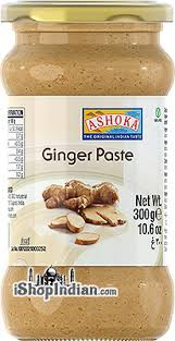 Ashoka Ginger Paste 300ml