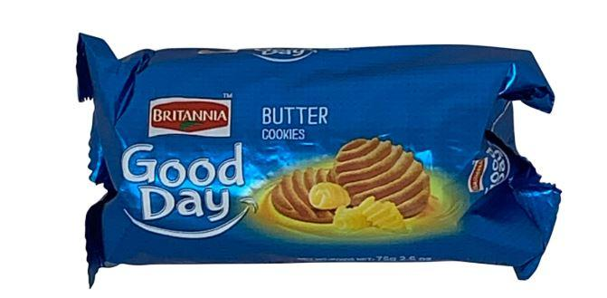 Britannia Good Day Butter 2.6oz