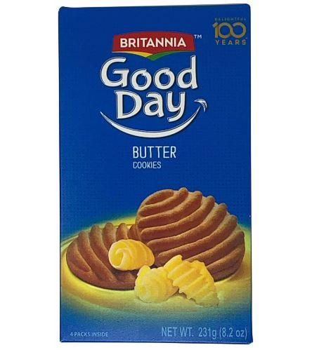Britannia Good Day Butter 8.1 oz